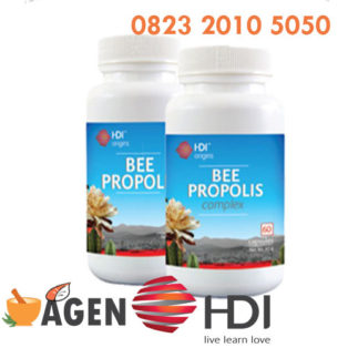 Bee Propolis Tablet High Desert