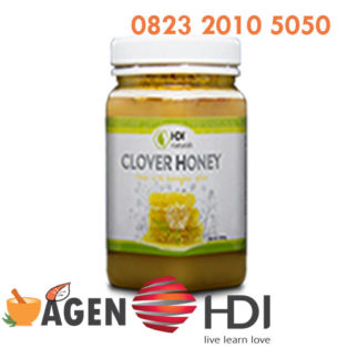 Cara Minum Clover Honey High Desert