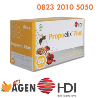 Manfaat Propoelix Plus HDI