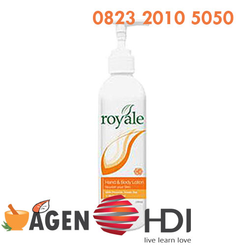 Royale Hand and Body Lotion