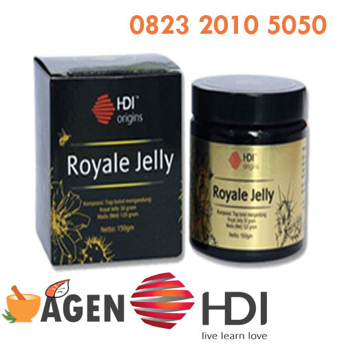 Royale Jelly HDI