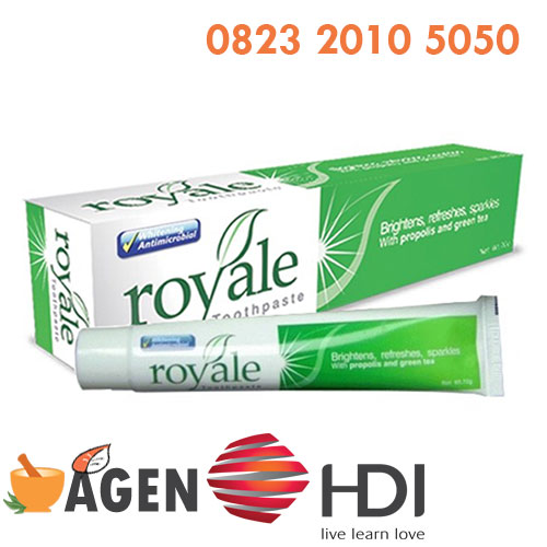 Royale Whitening Toothpaste
