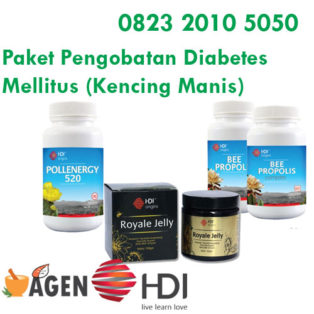 Paket Pengobatan Diabetes Mellitus High Desert