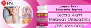 Glucosamine-sulphate
