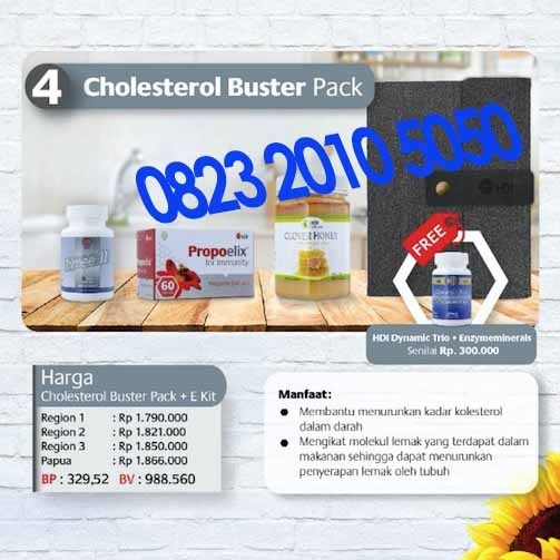 Choleterol Buster Pack